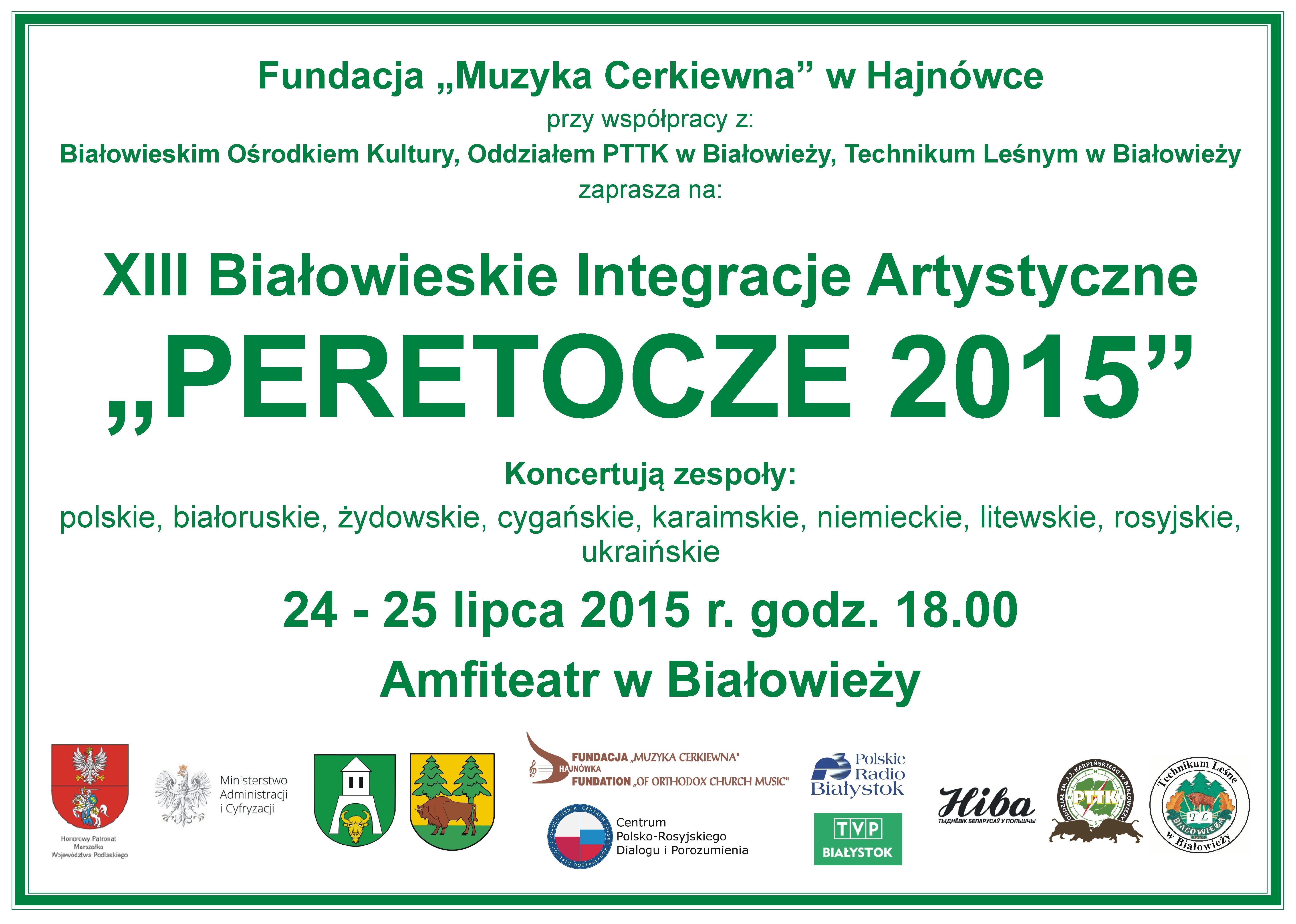 Peretocze 2015