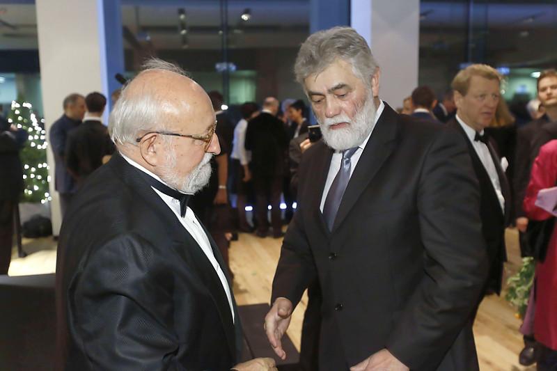 2013, K. Penderecki's 80th Jubilee in Warsaw