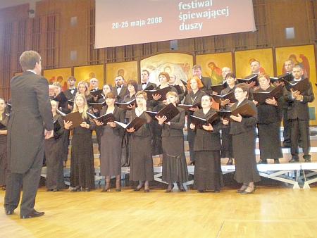 """6e5ec36db7 Akademicki Chór """"Bel Canto"""" –Olsztyn (Polska) – laureat II miejsca ex aequo  kategorii chóry amatorskie świeckie"""