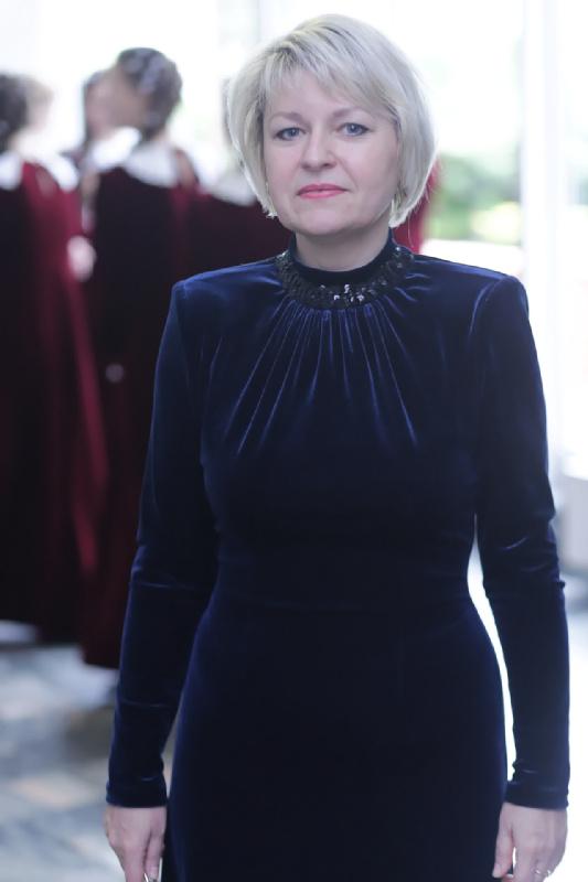 Dyrygentka Regina Kotwickaja
