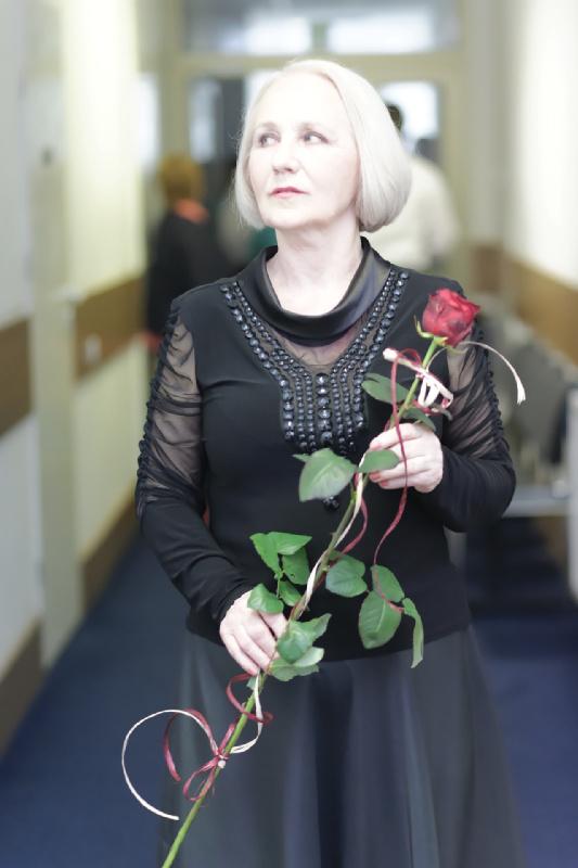 Dyrygent Swietłana Obruczewa