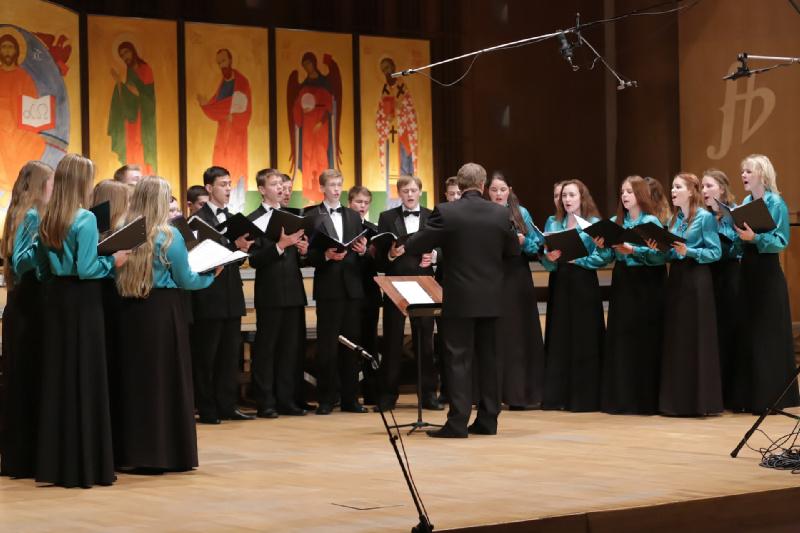 Prezentacja chóru