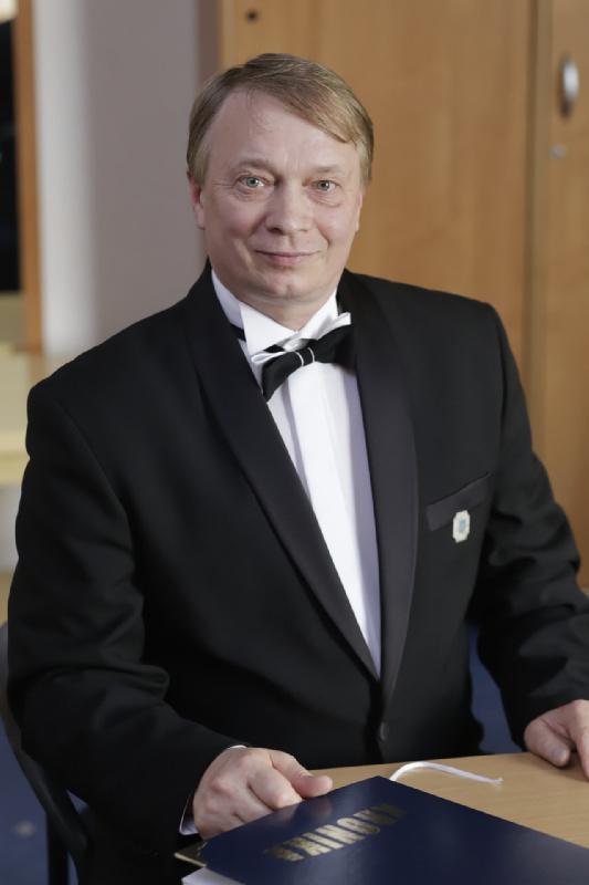 Dyrygent Michaił Goriuszyn