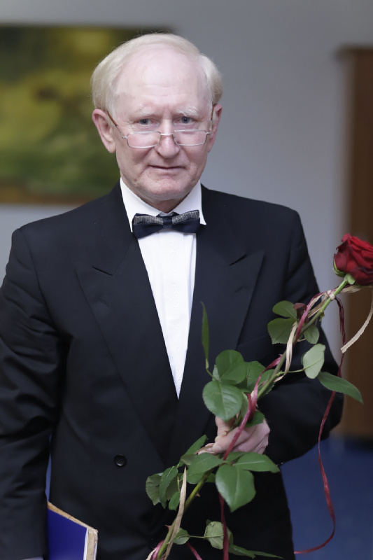 Dyrygent Wiktor Maslennikow