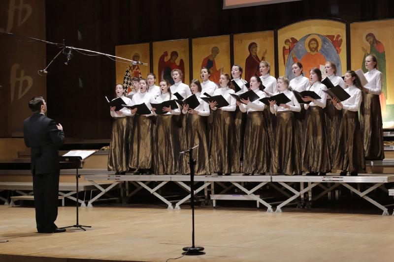 """Chórzystki z """"Concertino"""""""