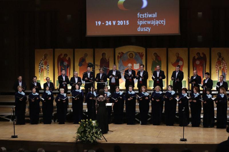 Chór Kameralny Państwowej Filharmonii z Czelabińska