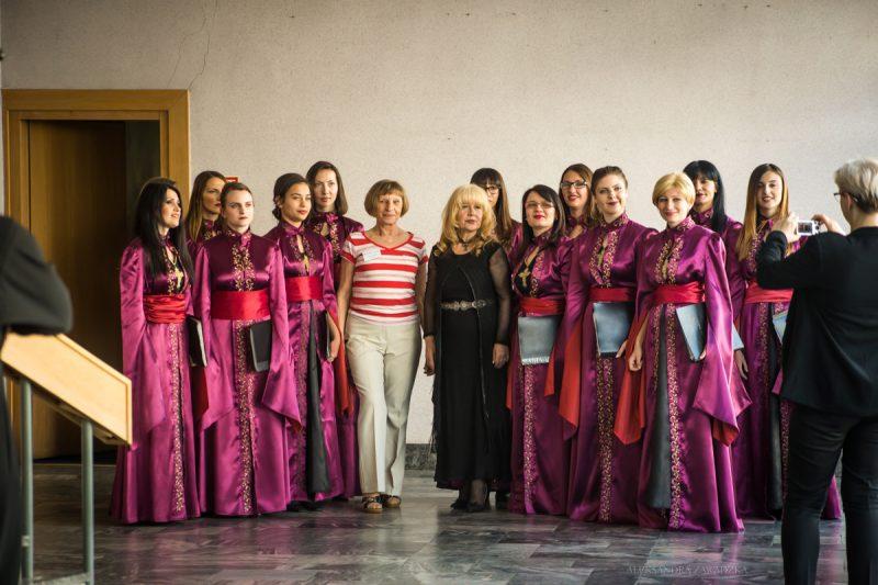"Chór ""Św. Zlata Meglenska"" ze Skopje, Macedonia"