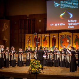 Chór Uczelni Muzycznej im. Stanisława Broka Daugavplis, Łotwa
