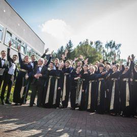 Chór Rosyjskiej Akademii Muzyki im. Gniesinych, Moskwa Rosja