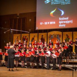 Dziecięcy Chór Radia i Telewizji Litwy- Wilno, Litwa