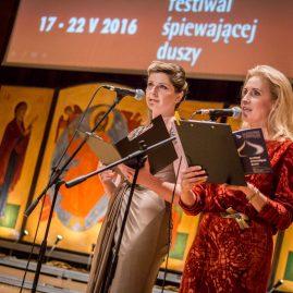 18. Koncert Galowy prowadziły: Ilona Karpiuk i Magdalena Gołaszewska.