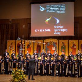 37. Chór Rosyjskiej Akademii Muzyki im. Gniesinych z Moskwy (Rosja) – I miejsce