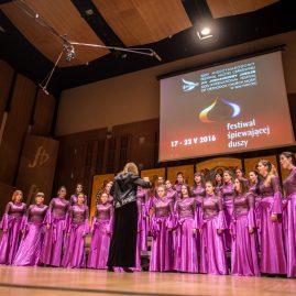 32. Chór Państwowego Koledżu Muzycznego z Grodna na Białorusi – III miejsce.