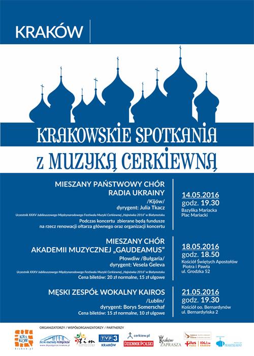 Plakat---Kraków
