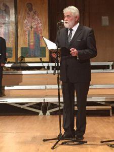 Dyrektor Festiwalu Mikołaj Buszko