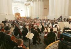 """2006 """"Jutrznia"""" w Smolnym Soborze w St. Petersburgu"""