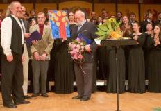 2013 Jubileusz 80-lecia K. Pendereckiego. Koncert muzyki cerkiewnej K. Pendereckiego i dedykowanej K. Pendereckiemu