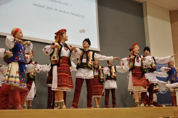 """Ukraiński Zespół Tańca Ludowego """"Czeremosz"""""""