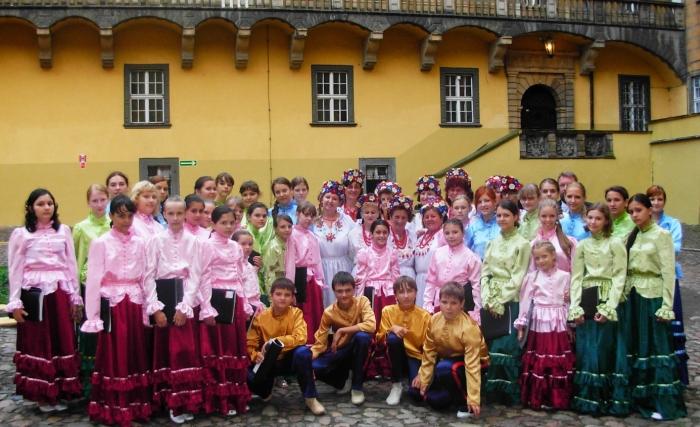 Kozacki Chór Dziecięcy Rostowskiego Konserwatorium